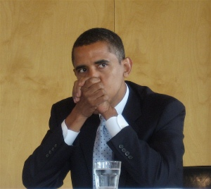 """Breakfast with Barack"""